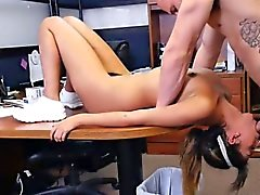 Horny Maid Sophia Leone Takes Big Cock Of Boss