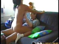 latina maid caught fucking boss