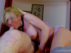 Blonde Cant Control Her Needy, Greedy Pussy
