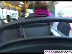 Date her at cheat-meet - DoublePOV 11 On a bus in