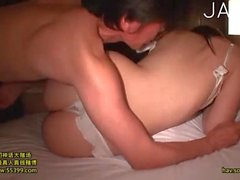 Horny mature strips girl for fucking