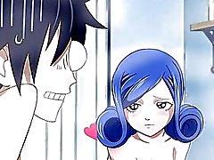 Fairy Tail XXX Gray and Juvia