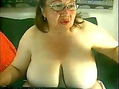 Fat Granny on the Web R20