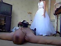 Facesitting - bride