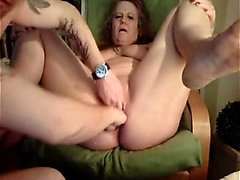 German granny Kasi from 1fuckdatecom