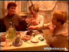 Komik Rus swingers