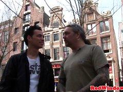 Hooker Amsterdam dita e doggystyled