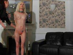 slavegirl training