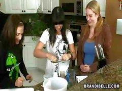 Brandi Belle - Homemade Dildo