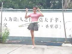 китайские девушка ампутант
