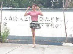 chinese amputee girl