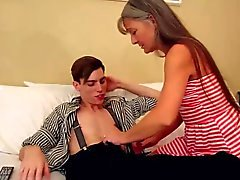 Stepmom & Stepson Affair 85 (Mommy in Blackmail)