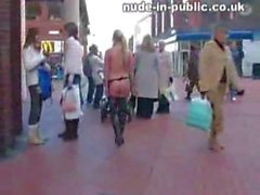Nude in Public UK compilation