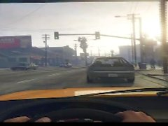 fake taxi in gta 5