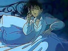 En homosexuell angreppet i i sovsalen