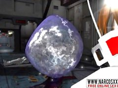 Аниме 3D Hentai Eden 3 Alien_004