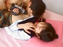 Blowjob and sex with tokyo hooker