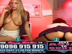 Asia & Porcha Sins (pre-boob job) Classic Bangbabes 2009