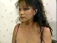 L'Hermaphrodite Saki St. Jermaine Récupère Sexe fois l'entrevue d'emploi