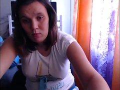 Enormuos nipples on webcam gal