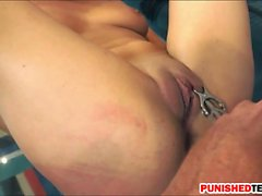 Blair Summers dominated and gets pounded by old geezer