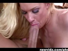 Phoenix Marie gorgeous blonde fucked hard