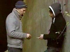 Cop and dealer make a deal