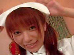 De Aki Yato comme l'infirmière
