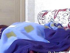 Son baise dormir belle-mère dans le cul