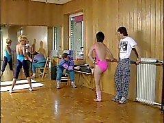 Sexy aerobics .