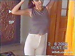 Turkiska hustru hemlagad kön band