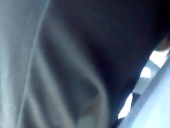 encoxada morena gostosa, groping in the bus