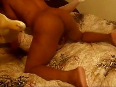Blonde wife with her first bbc