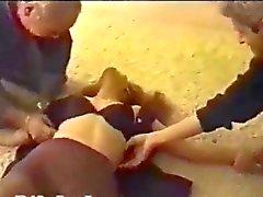 Pantyhose Tickling