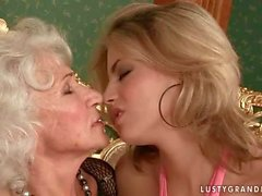 Oldies vs Teens Hot Sex Compilation