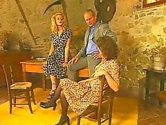 Anal üçlü Angelica Wild, Jane Darling