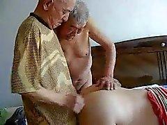 2 Grandpas helvete morfadern
