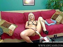De sexo en vivo cámara maquina con Lexi Tragos