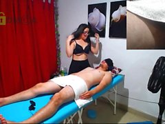 Asian Versteckte Massage