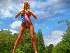 Kerrie-Lee Cowan American Dream