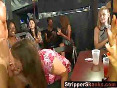 Sluts Grope And Suck The Hot Strippers