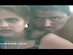 Indian babe Hira enjoyed by group of boys in hotel room