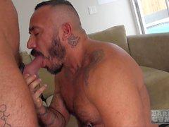 Alessio Romero fucks Alex Mason bareback