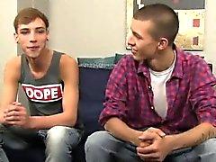 Tvilling- broder att behöva homosexuella kön med varandras Film och donke