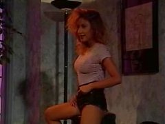 Leena Asia Carrera Tom Byron in classic xxx movie