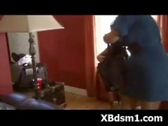 Hot Body Vigilant Spanking Teen Submission