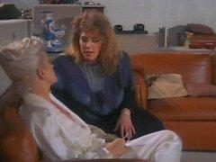 Серый Цвет волос госпожа против Hairy подмышки Fraulein