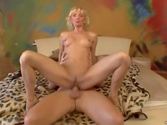 Hot Stepmom Gets Pounded Hard