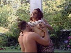 Kimberly Kyle and Mark Davis - Facial and MF Cum Kiss