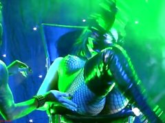 Naomi Cole & Miss Iron Lesbian Show